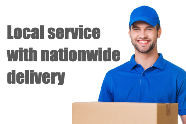 Euro Business Services Nationwide Delivery